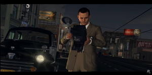 Nintendo Switch 版《L.A. NOIRE》11月14日全面上架 最新PV曝光